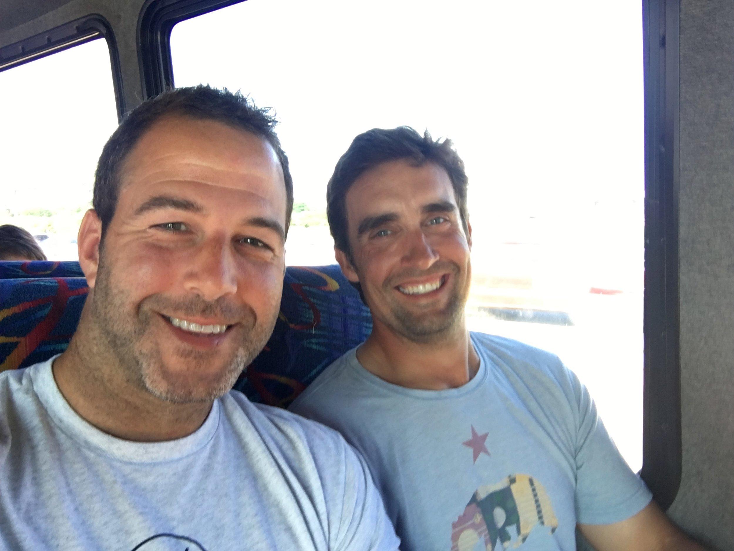 Bus buddies
