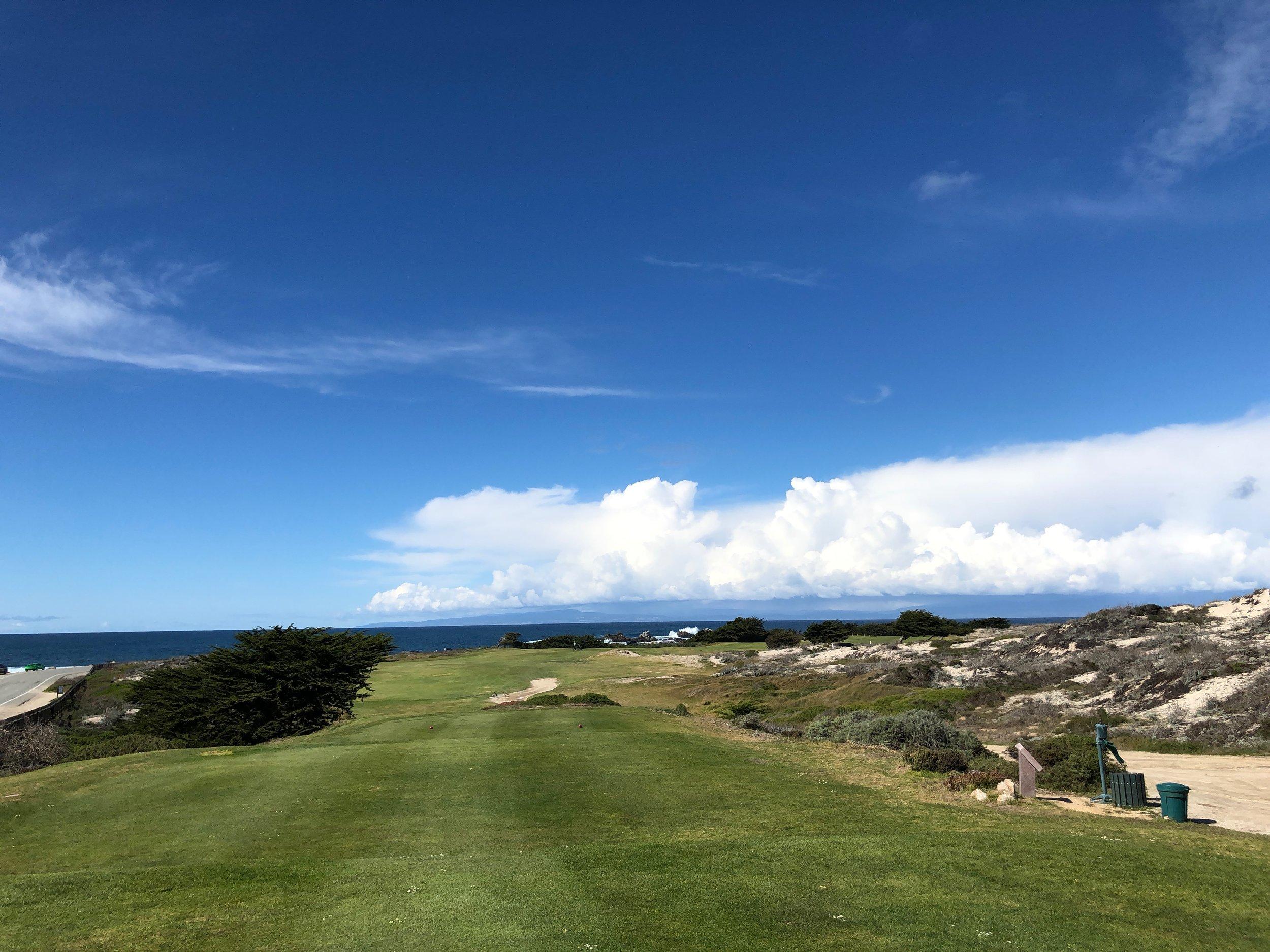 California's Golf Coast