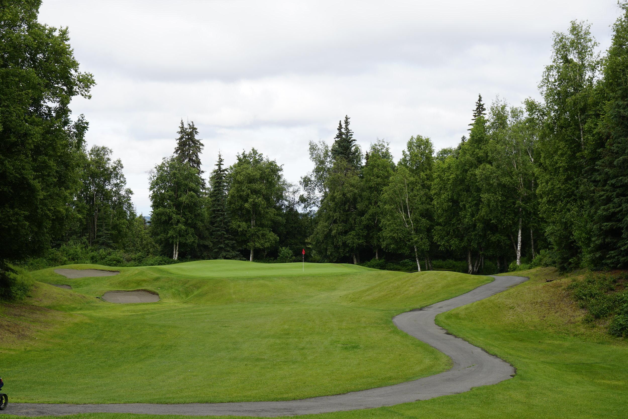 Alaska Golf