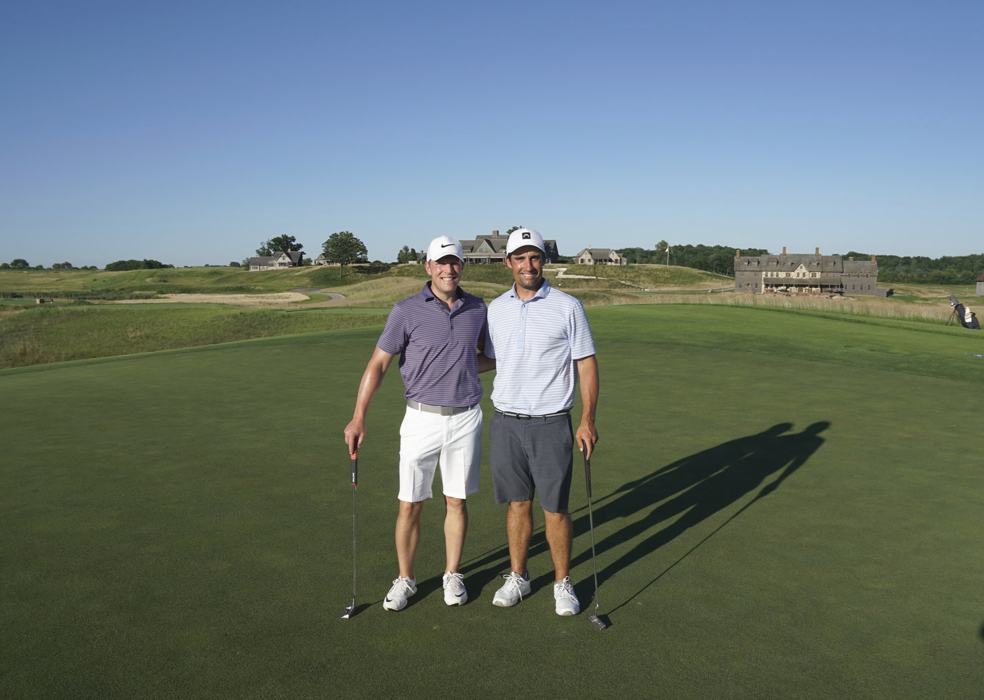 Erin golf brothers