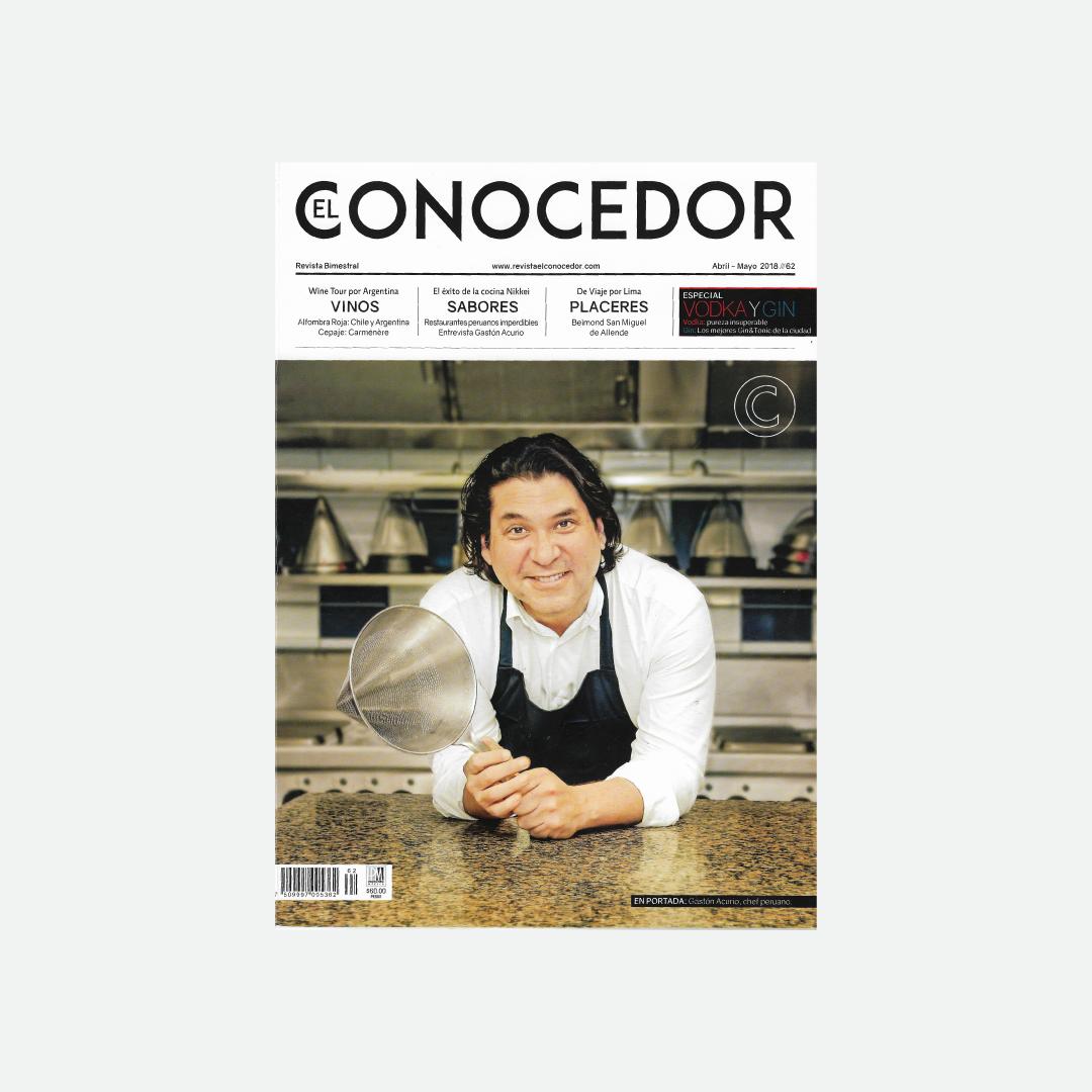 EL CONOCEDOR -