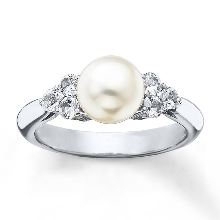 Silver Mist Ring