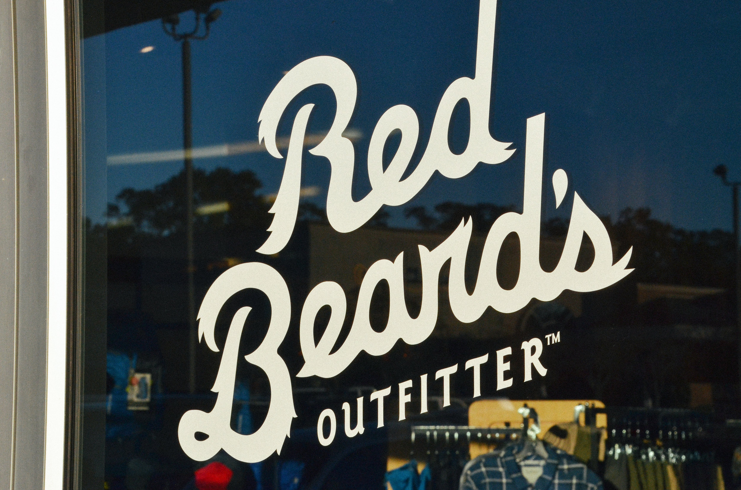 Ant Farm Journal  Red Beard's Outfitter | Mobile, AL  Words by Christian Moat