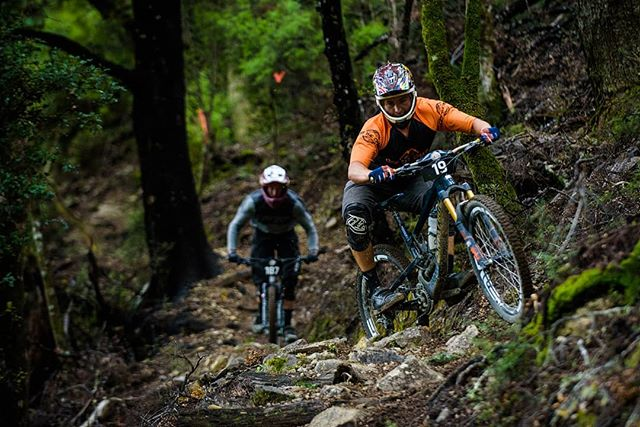 DME day one. Slippery as bro.  #whfwyl #DME #dodzymemorialenduro #wairoagorge #bucketlist #mountainbike #bikes #optoutside #enduro #lifebehindbars #mtb