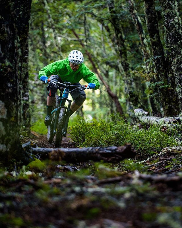 Pre @transnzenduro post #cyclonegita photos on the Mt cheeseman trails. @natehills1 smashing through the puddles.  #bikes #mountainbike #mountains #newzealand #sharlands #lifebehindbars #sicktrail #gooutside #optoutside #wetandwild #craigieburn