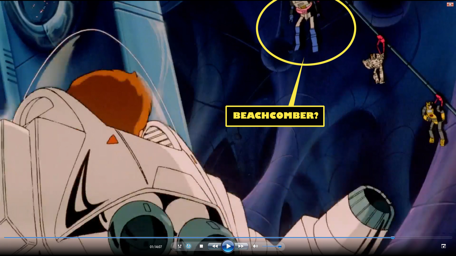 Another throwaway Autobot death?