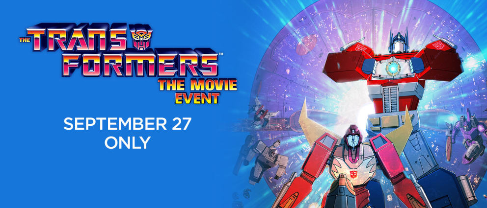 We will    be there    and we hope all our listeners and fans of the movie get a chance to attend as well!