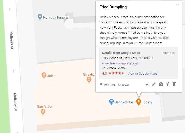 Best dumpling place in NYC.