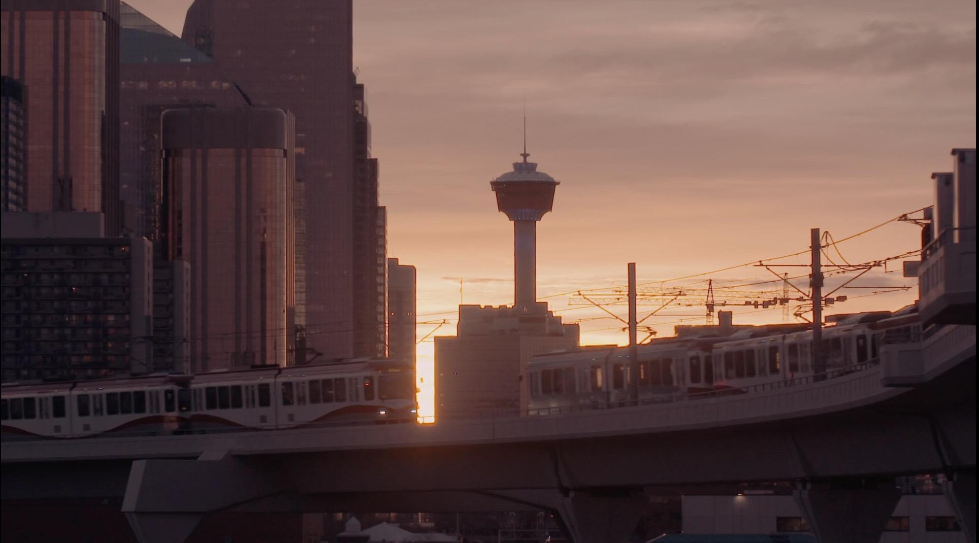 Sunrise C-Trains.jpg