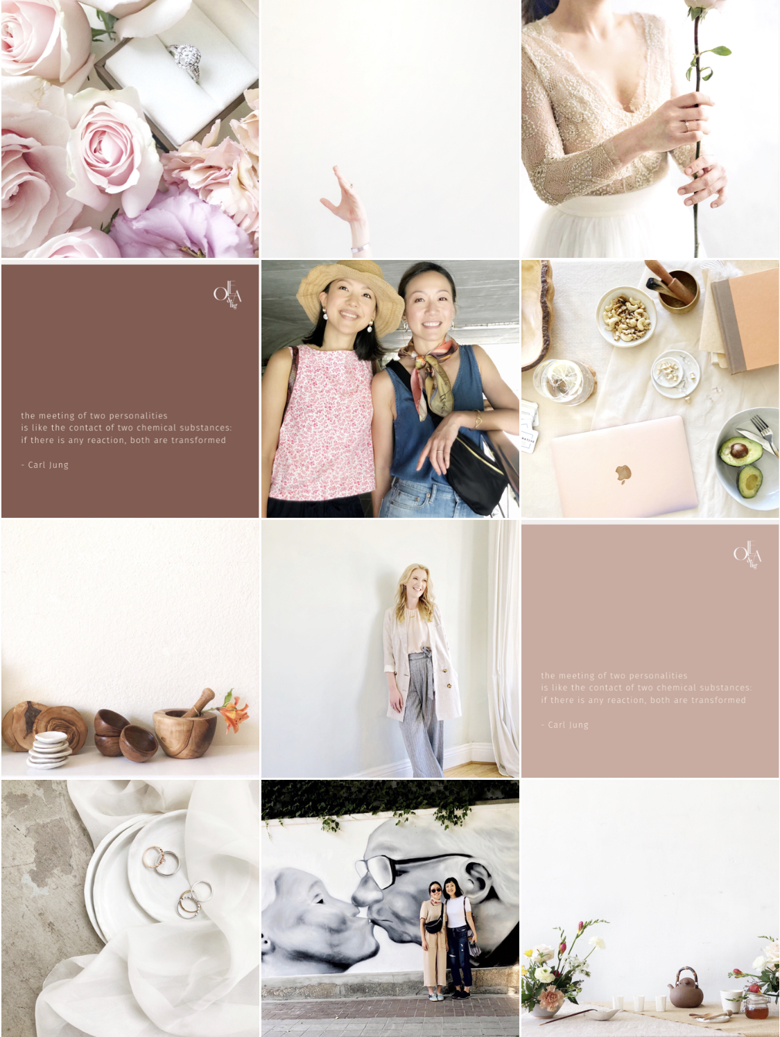instagram brand olea and fig