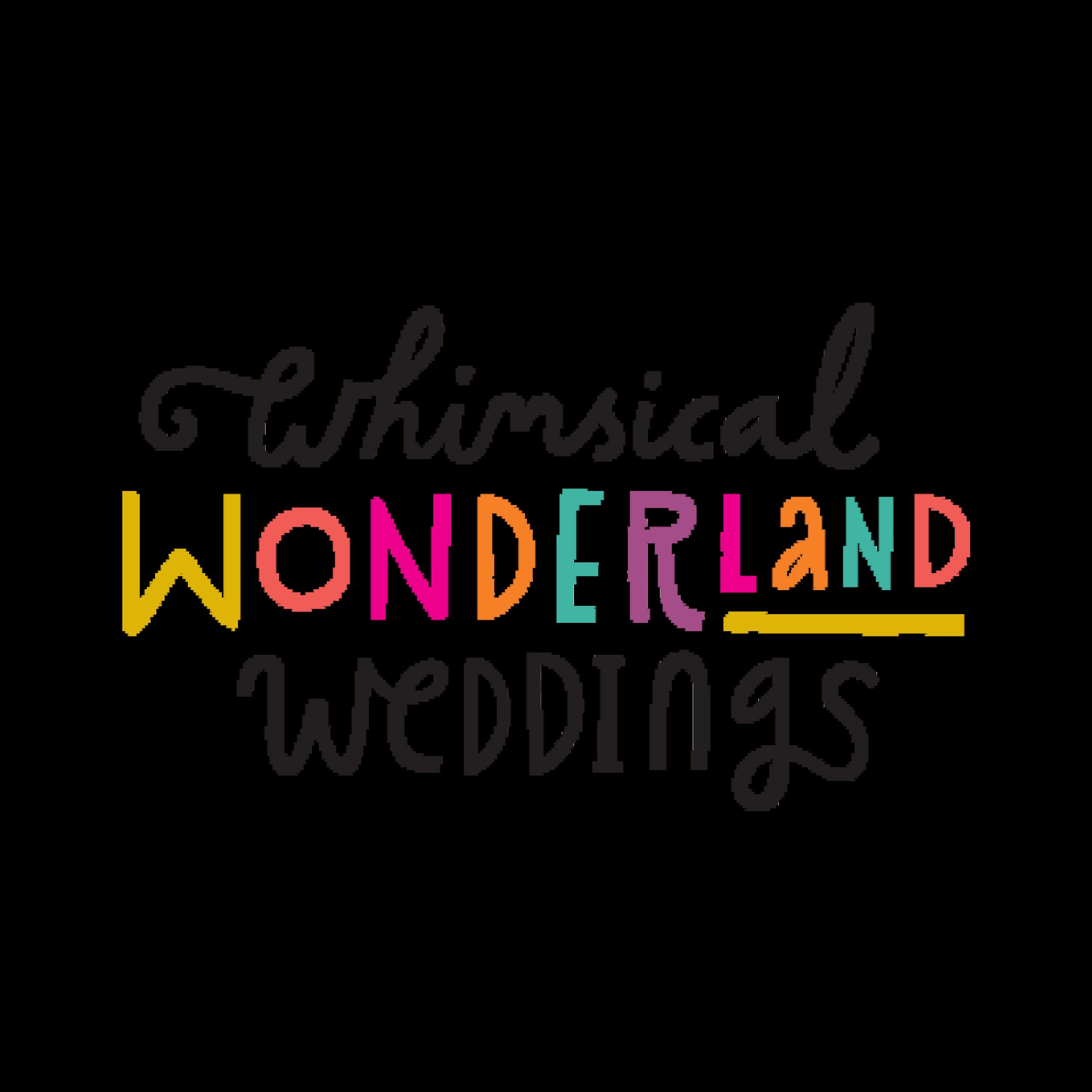 Terry Fox   Whimsical Wonderland Weddings