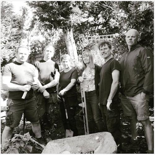 Garden Rescue Team South -
