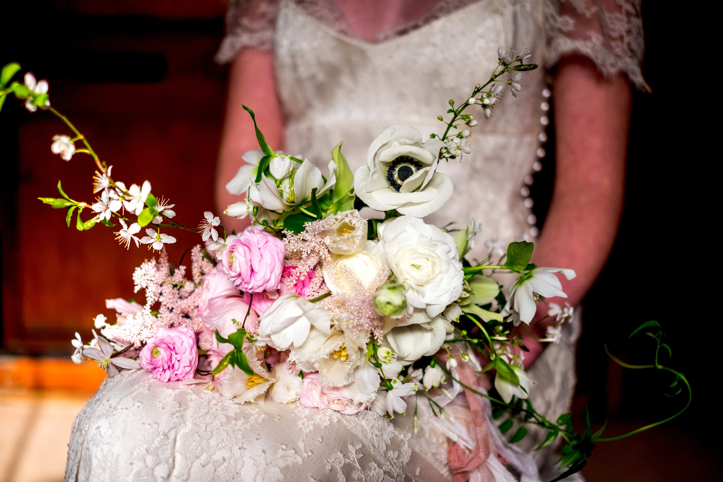 Image Dominic Whiten Florals - Moss & Stone Floral Design