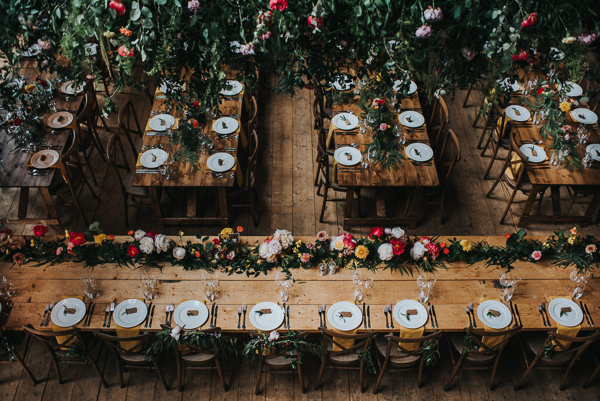 Image - From The Smiths | Florals - Moss & Stone Floral Design