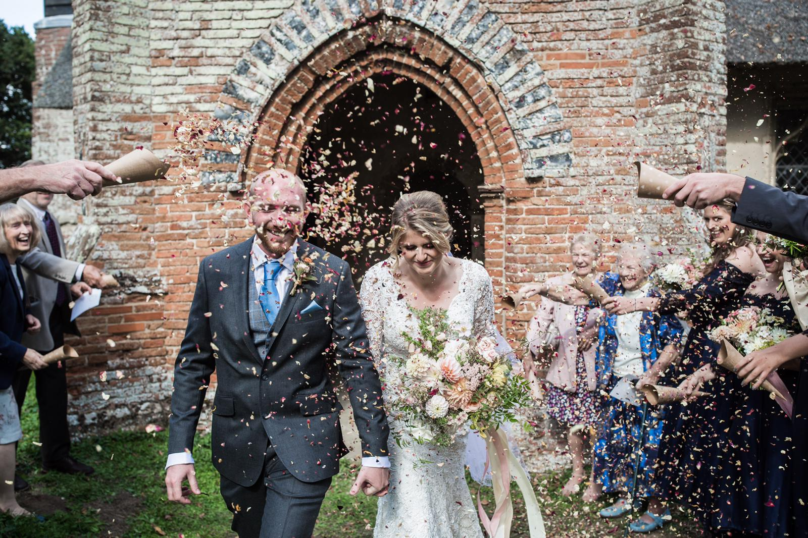 Florals - Moss & Stone Floral Design | Image - Him & Her Photography
