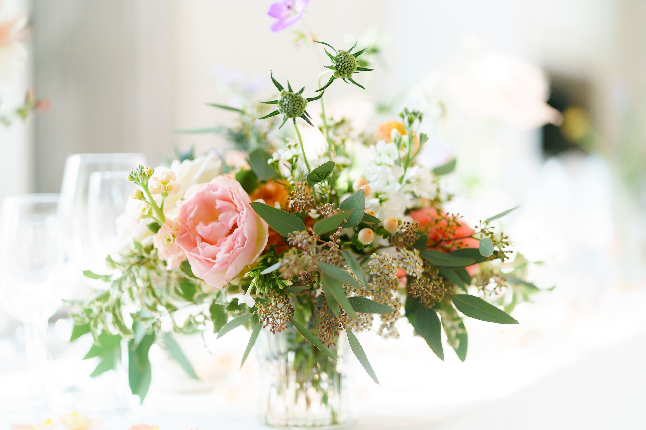Image - James Davidson Photography | Florals - Moss & Stone Floral Design