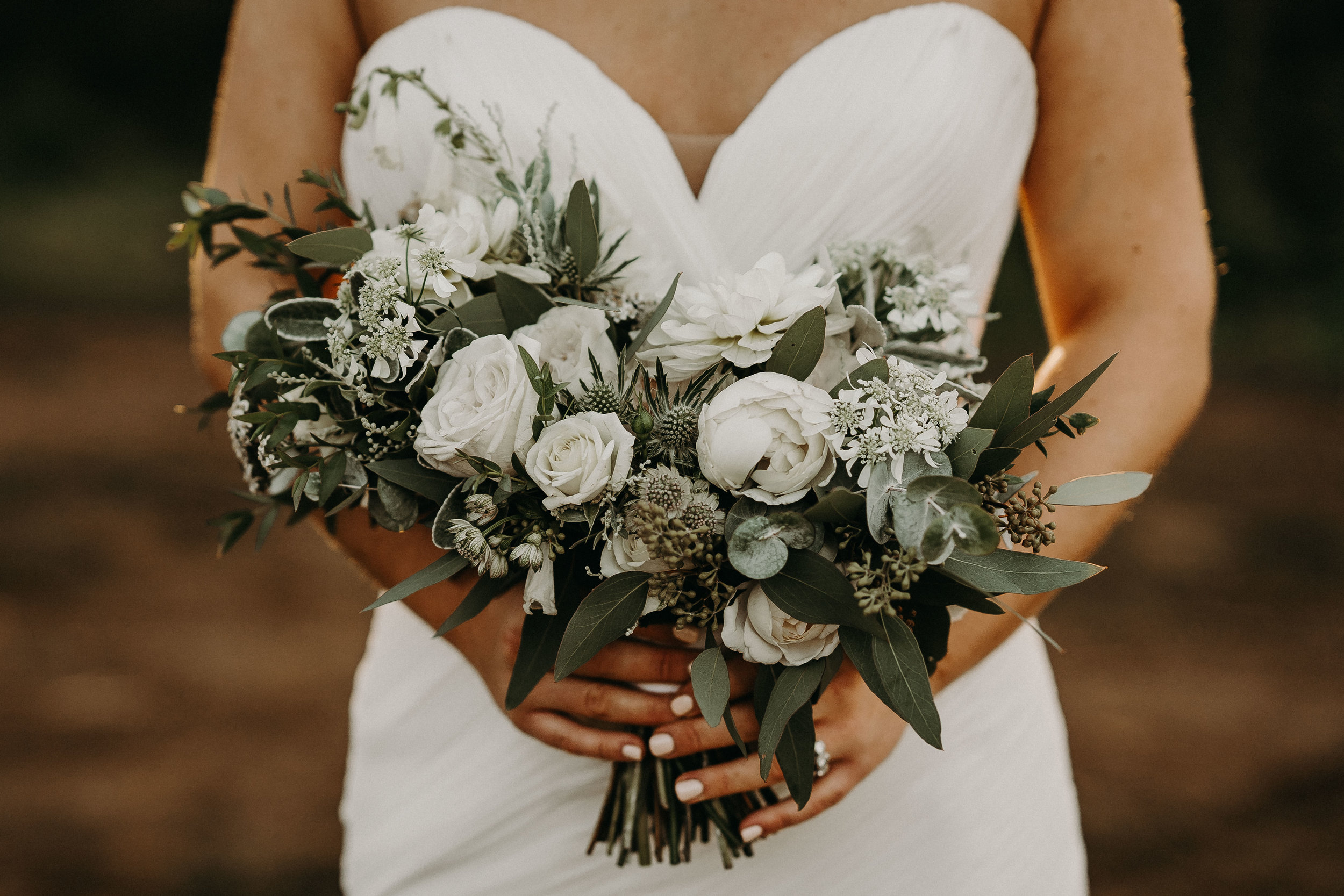 Florals - Moss & Stone Floral Design | Image - Kelsie Low Photography