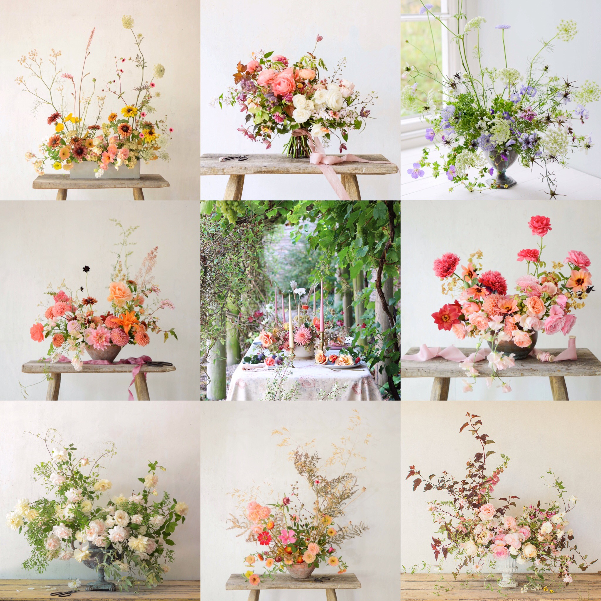 Best 9 2018 - Moss & Stone Floral Design