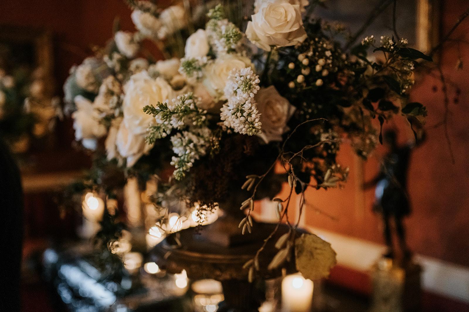Florals - Moss & Stone Floral Design | Image - Damien Milan