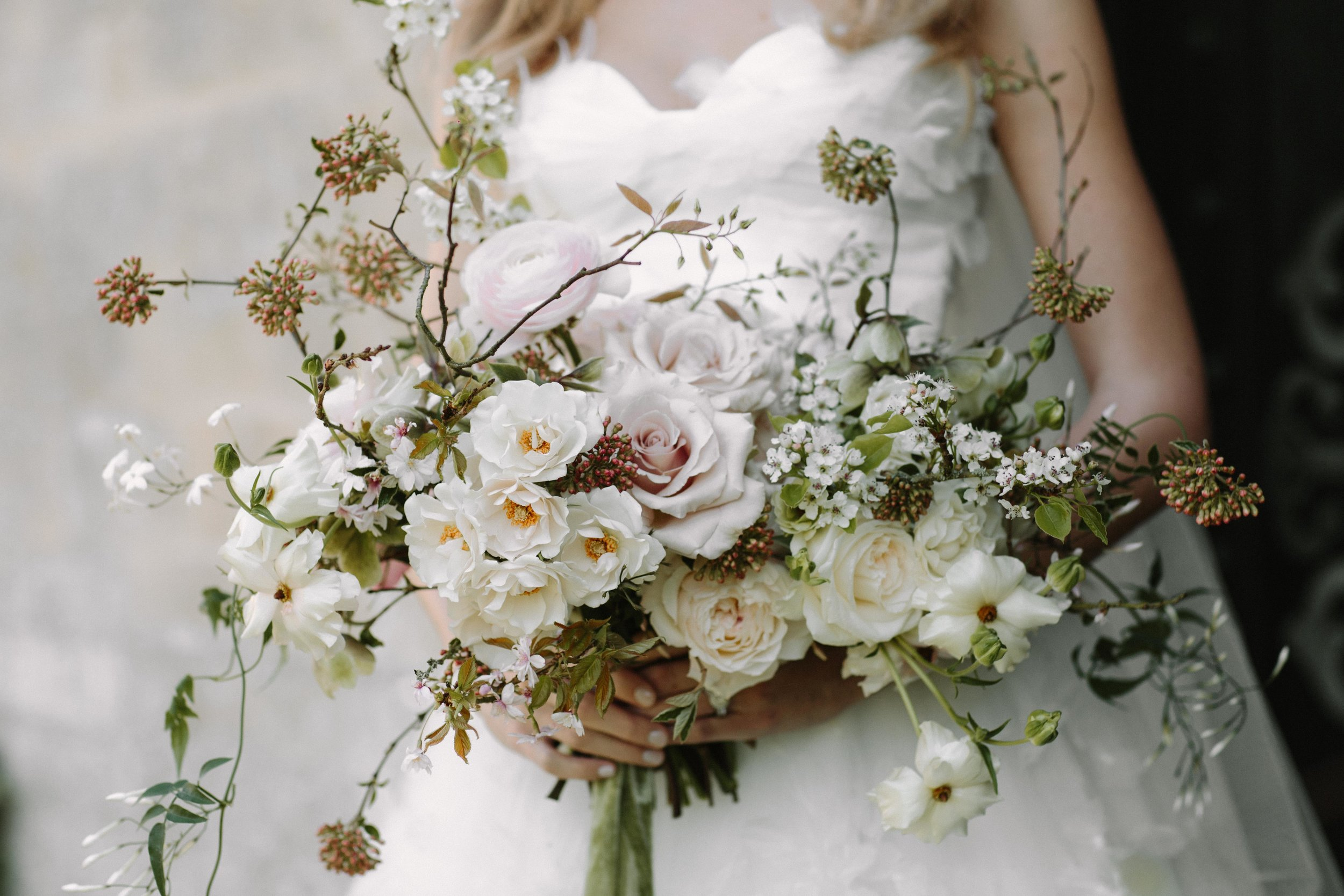 Florals - Moss & Stone Floral Design | Rebecca Goddard Photography Coco  Kat Holywell Hall-86.jpg