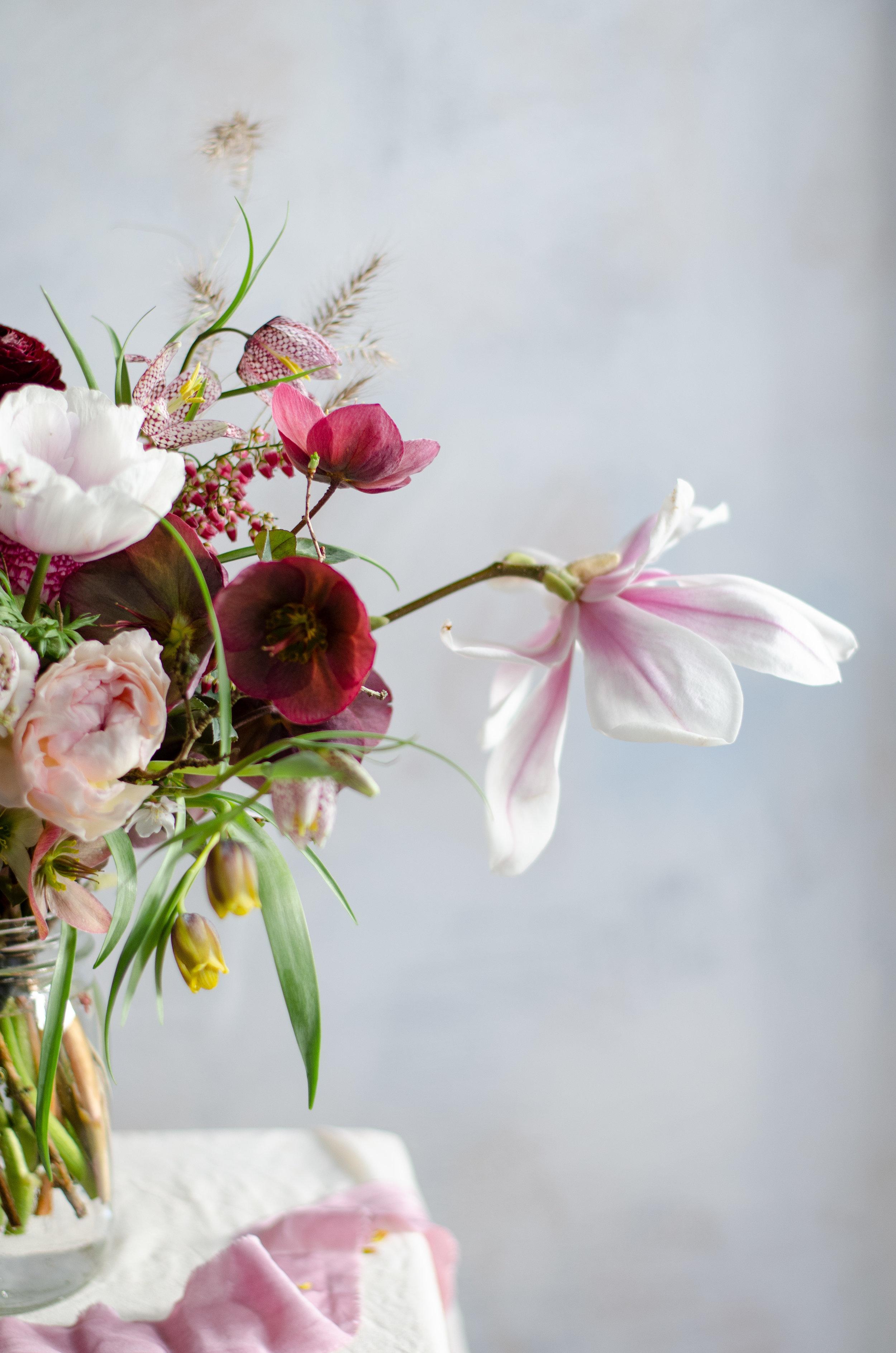 Florals - Jo Game | Image - Brigitte Girling