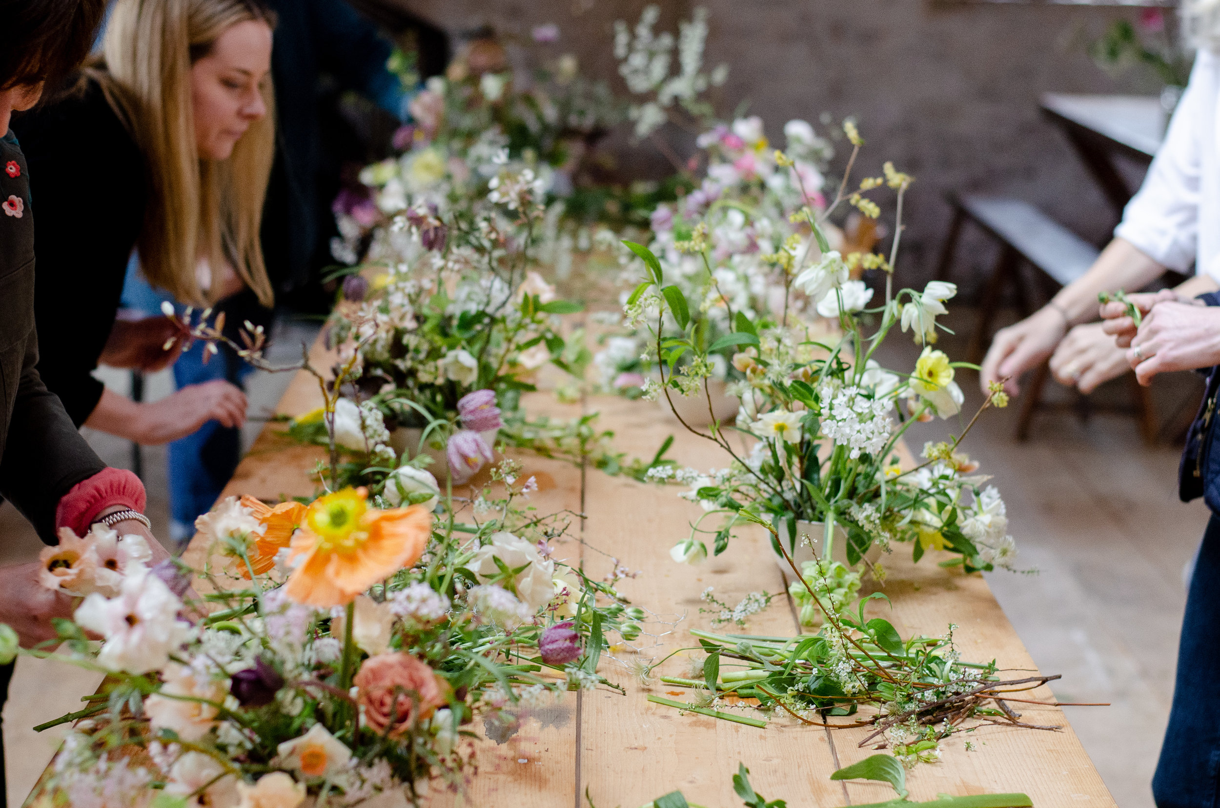 Florals - Moss & Stone Floral Design | Image - Brigitte Girling