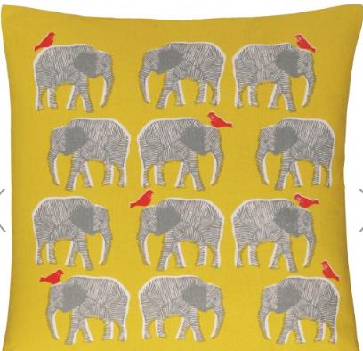 Topsy cushion via Habitat. £15.00