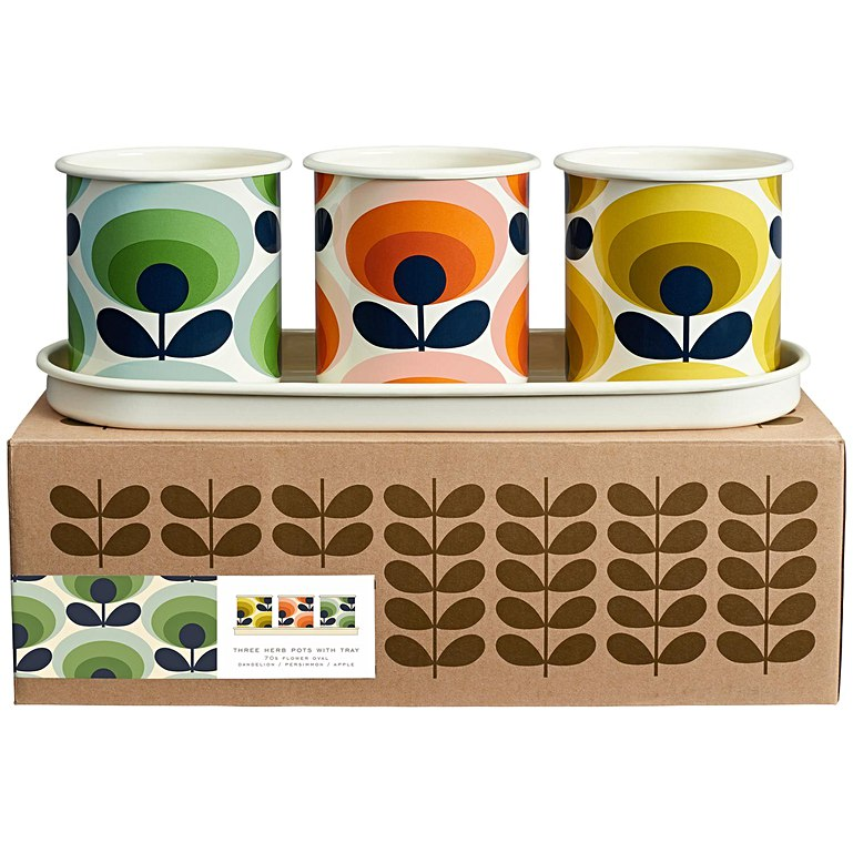 Another fave is the herb pot set; although at £50, I am likely to wait for them to drop in the sales.