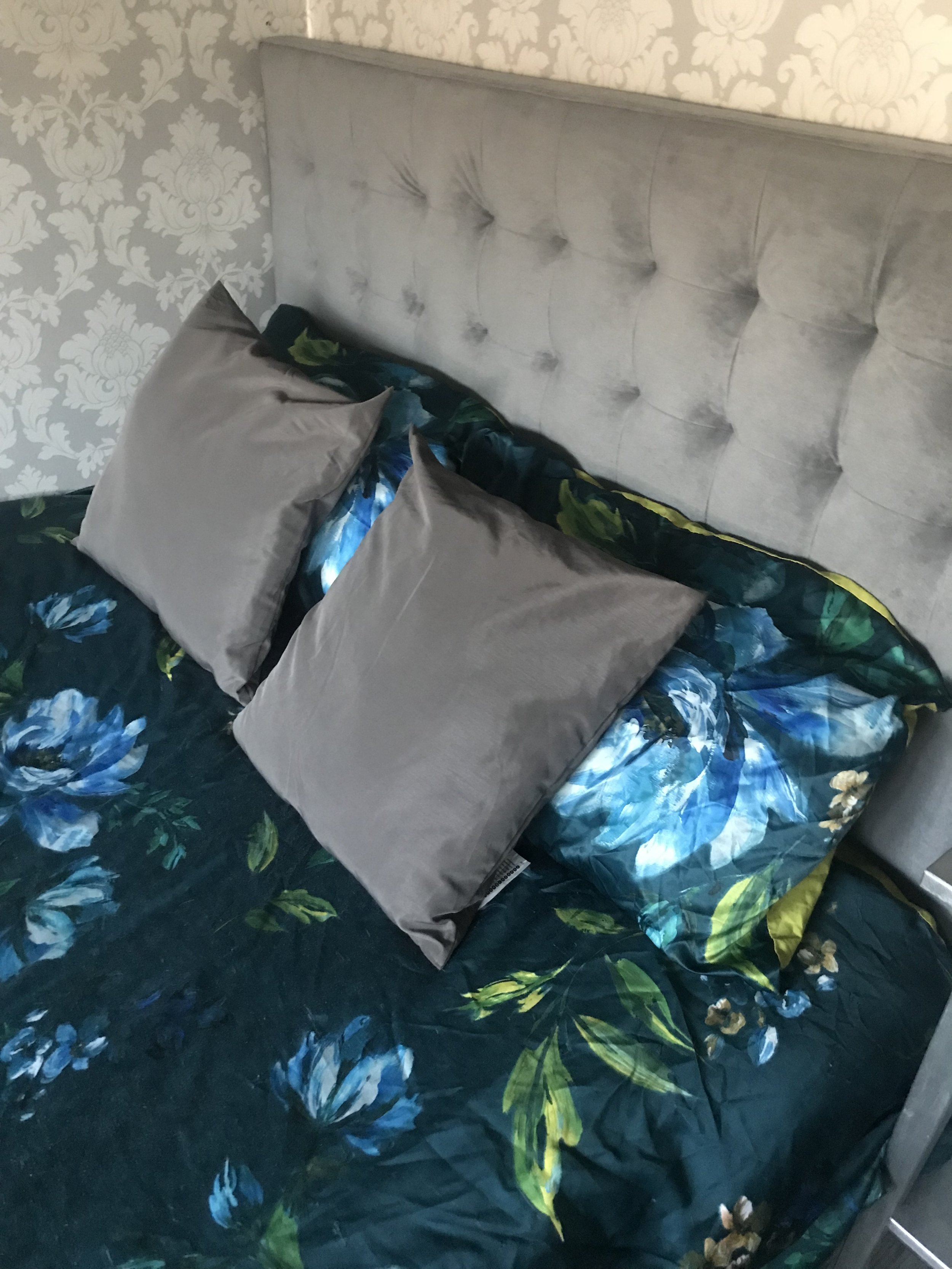 Saphron London Cortinas Bed