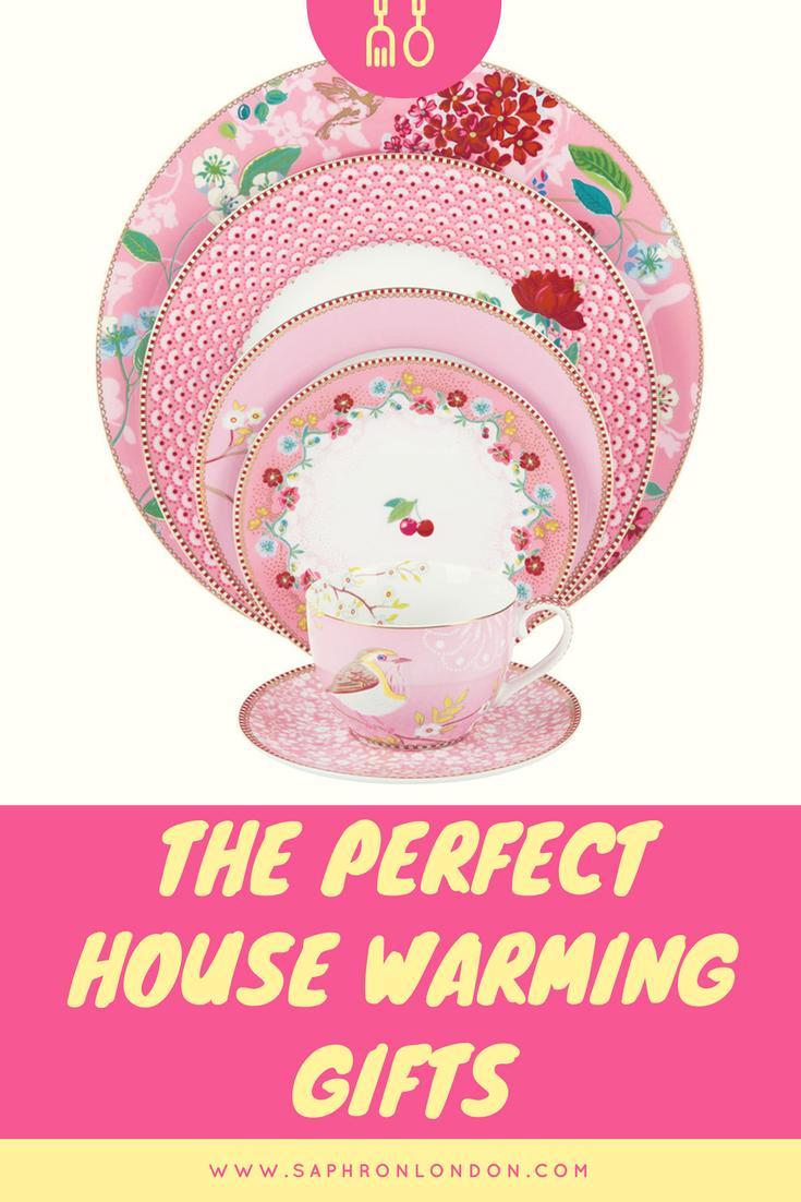 Saphron London - Housewarming gifts