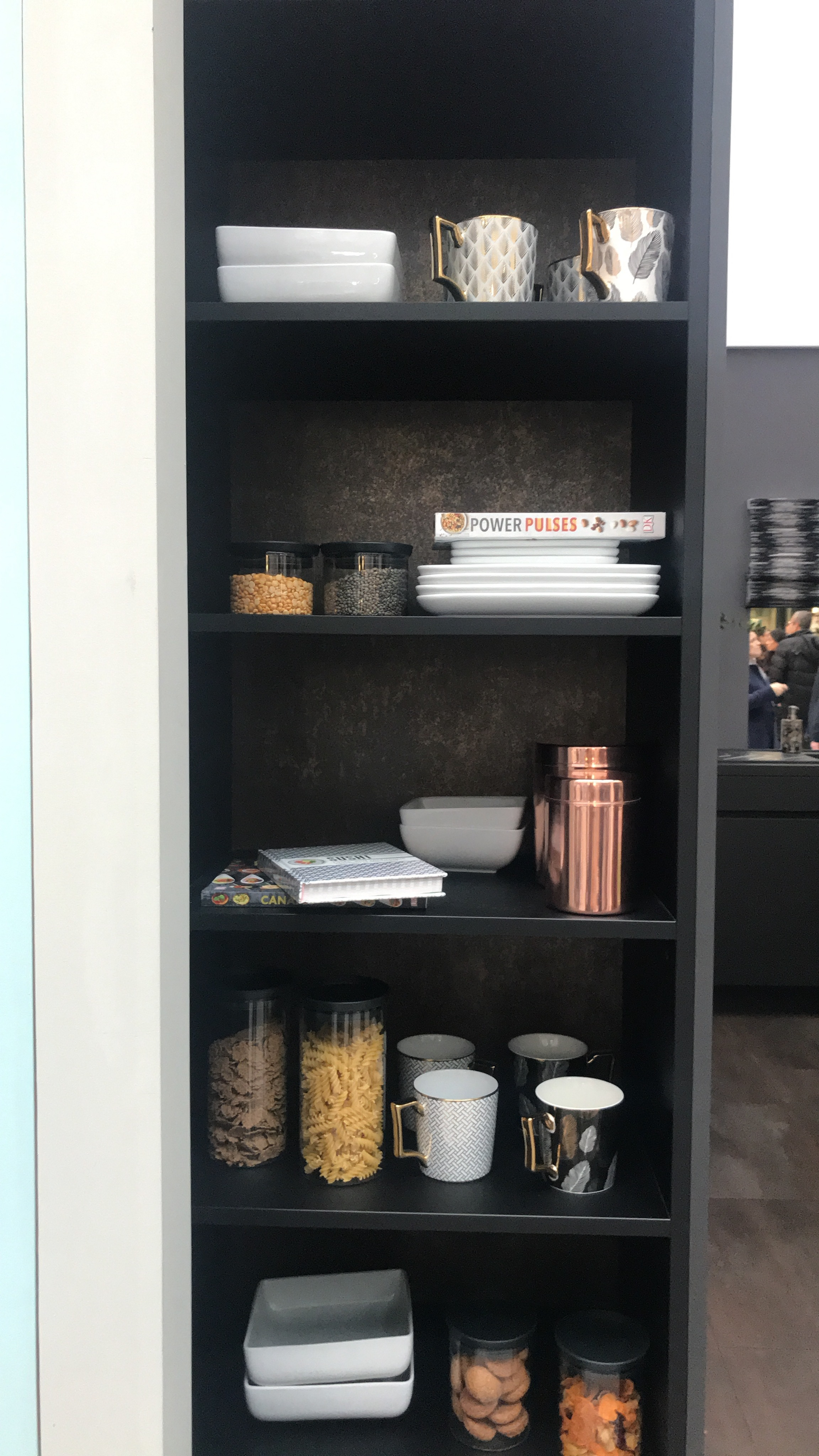 The Good Homes Magazine roomsets at the Ideal Home Show 2018