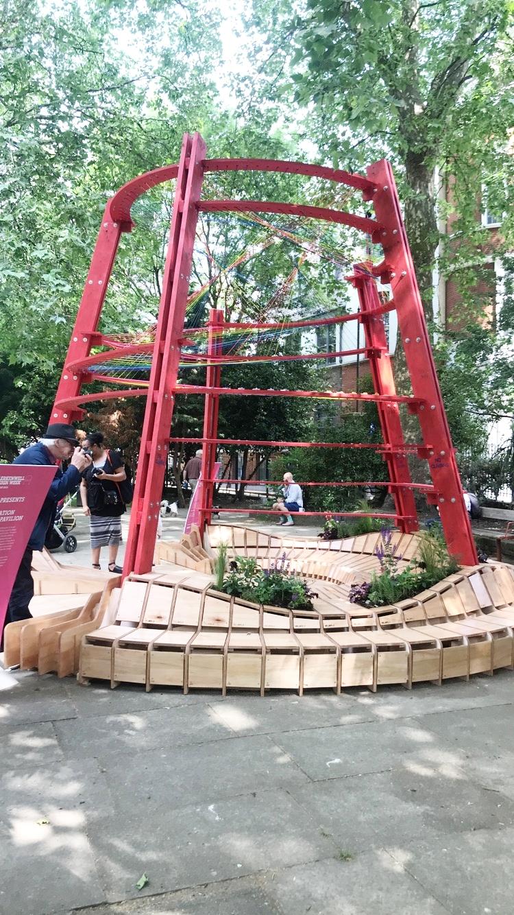 Scale Rule's Next Generation Design Pavilion