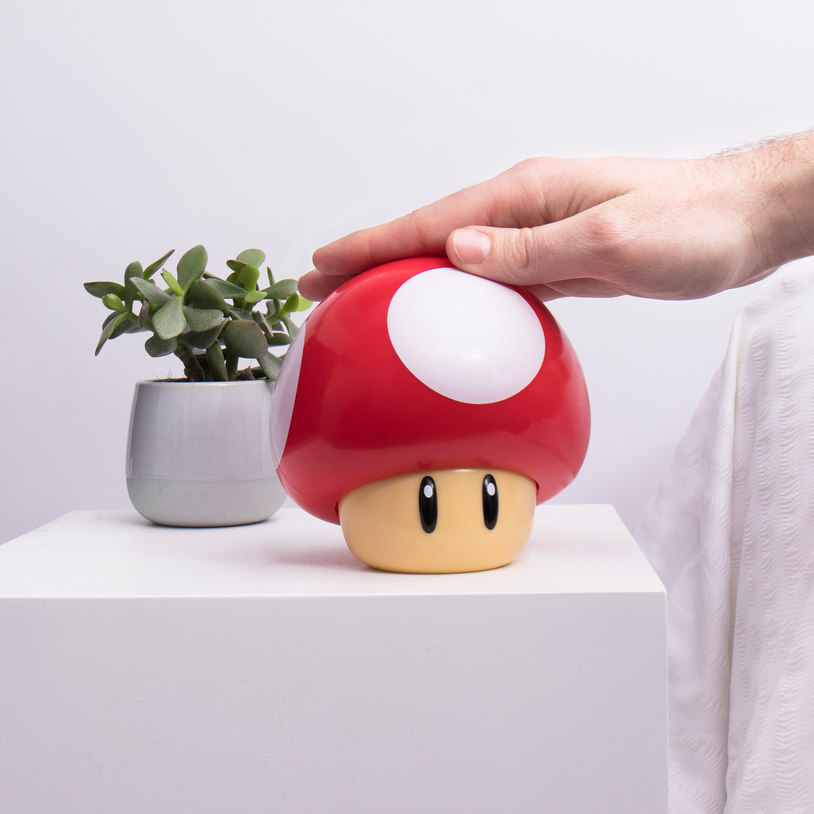 Bring a little piece of the Mario world into your own home