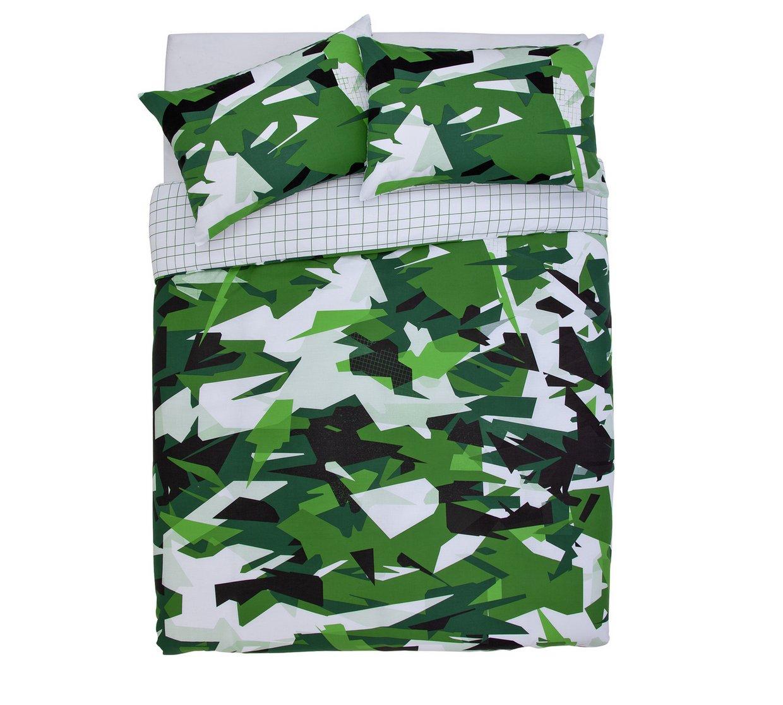 Argos Home Camouflage Bedding Set - Double | £13.99