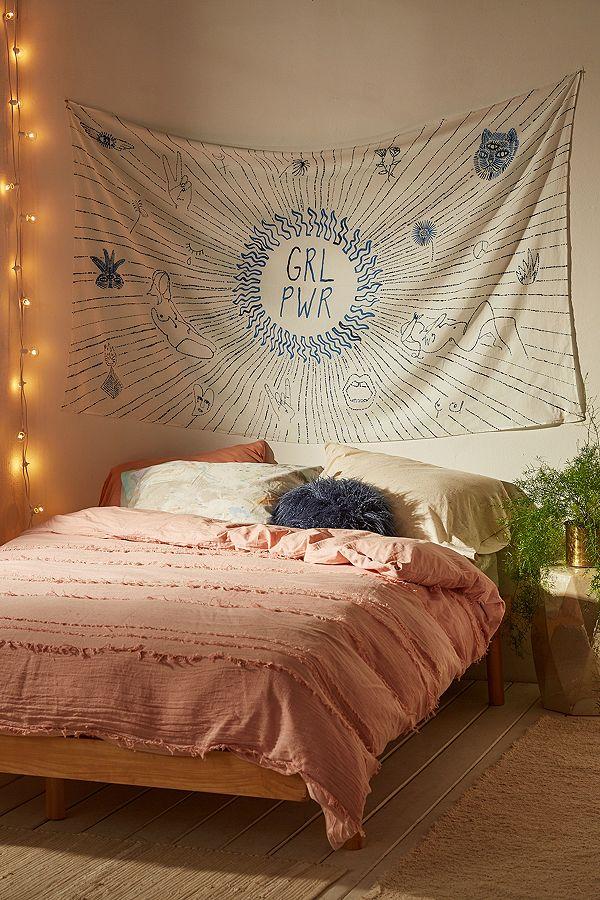 GRL PWR Tapestry | £35