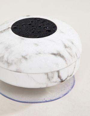 Typo marbled shower speaker | £20