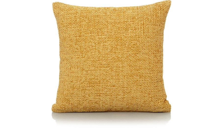 Large Chenille Cushion - George at Asda