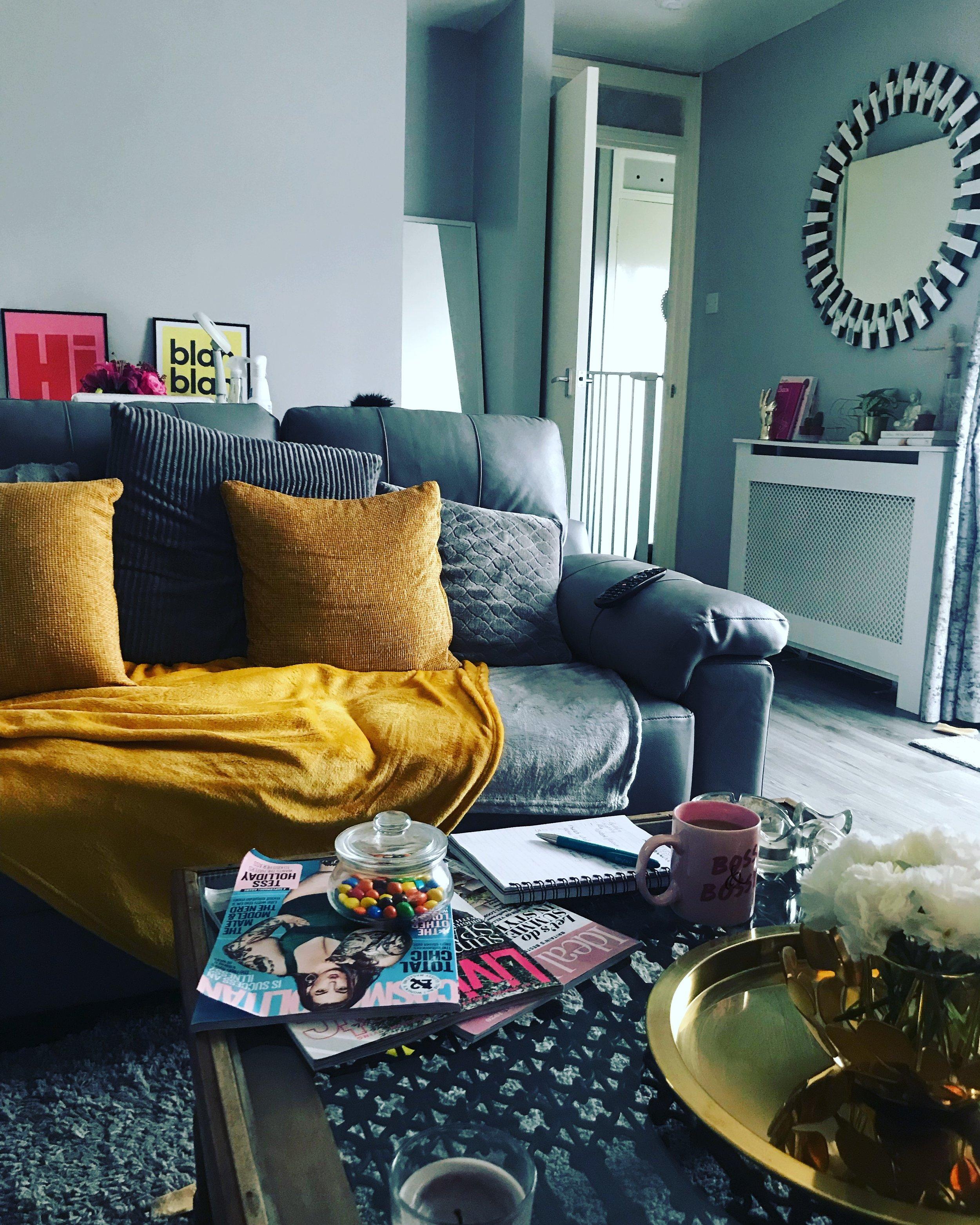 SaphronLondon home