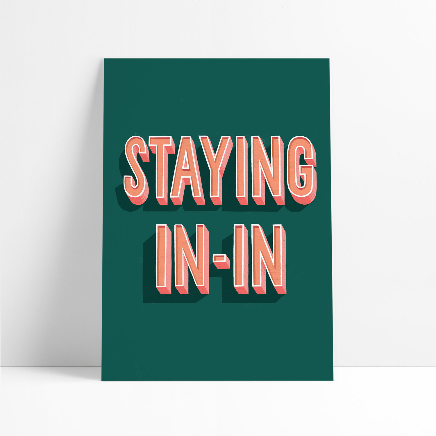 Staying In-In by Emma Nicol
