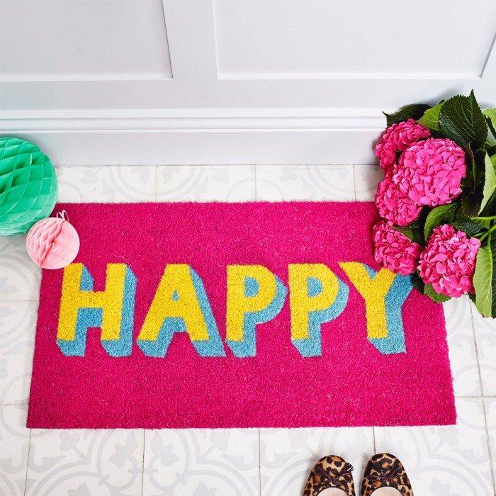 The Happy Doormat