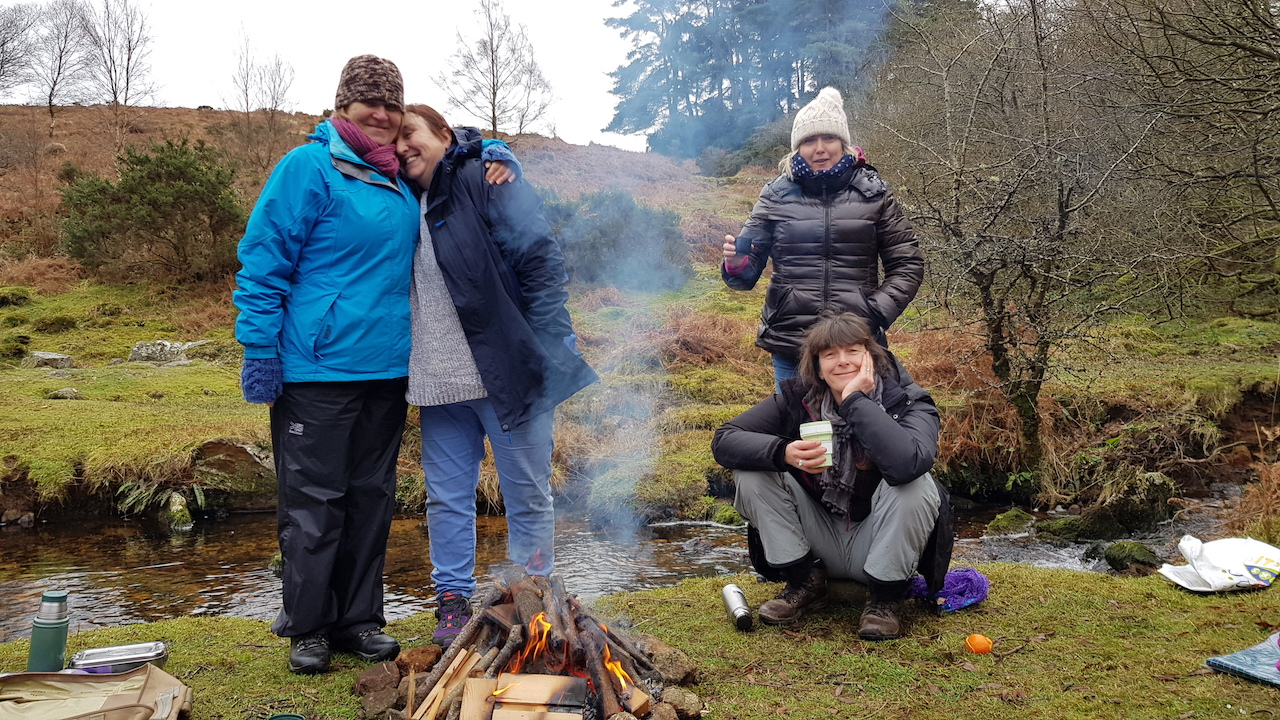 Dartmoor Mentoring Day - January 2019