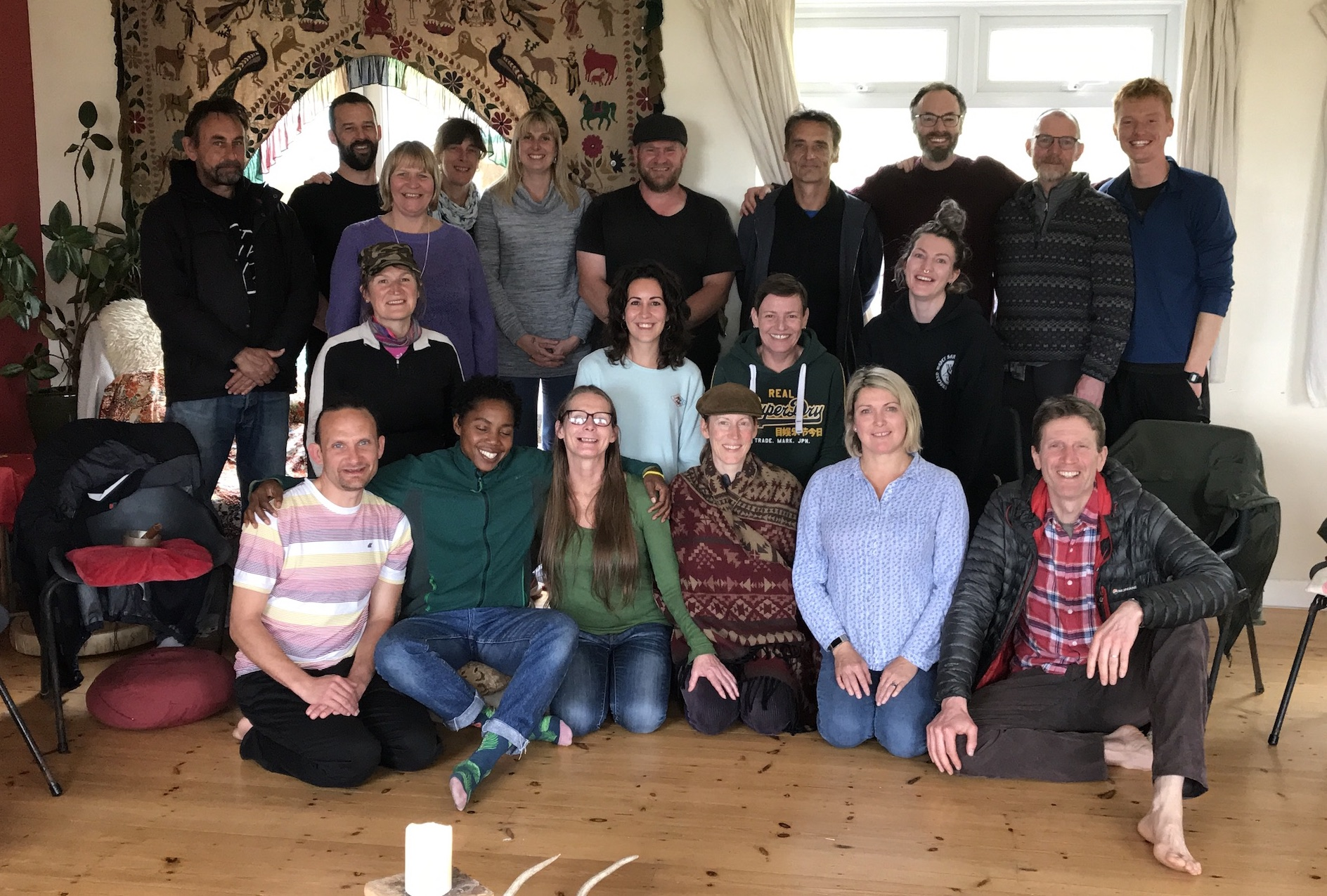 Recovery Tribes Residential - April 2019