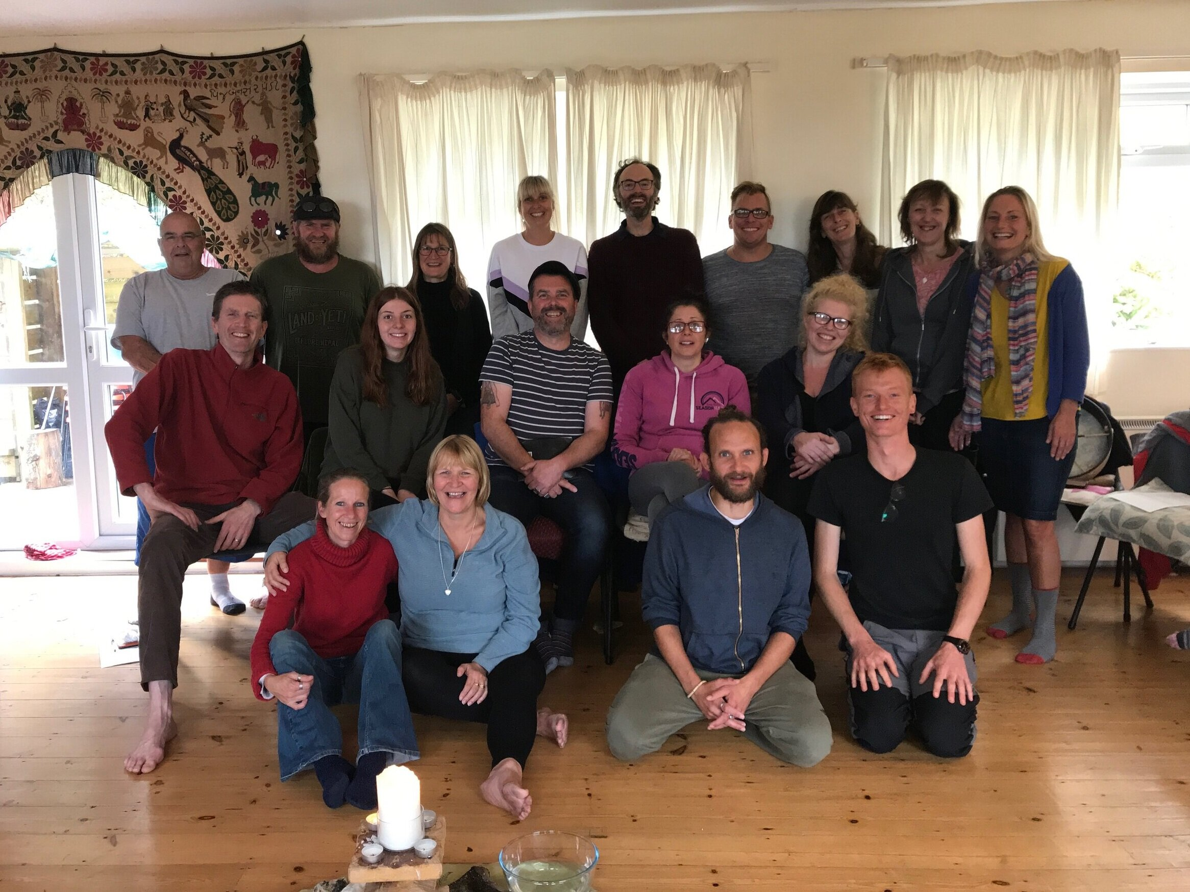 Recovery Tribes Residential - September 2019