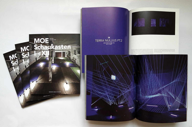 MOE Schaufenster Wien I-XII _ publication, 2016