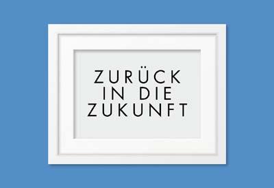 Zurück in die Zukunft _ Galerie Hollenbach, Stuttgart