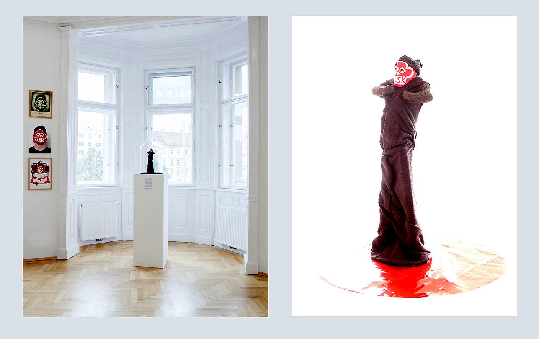 BUSK _ Look at me now _ Inoperable Gallery Wien