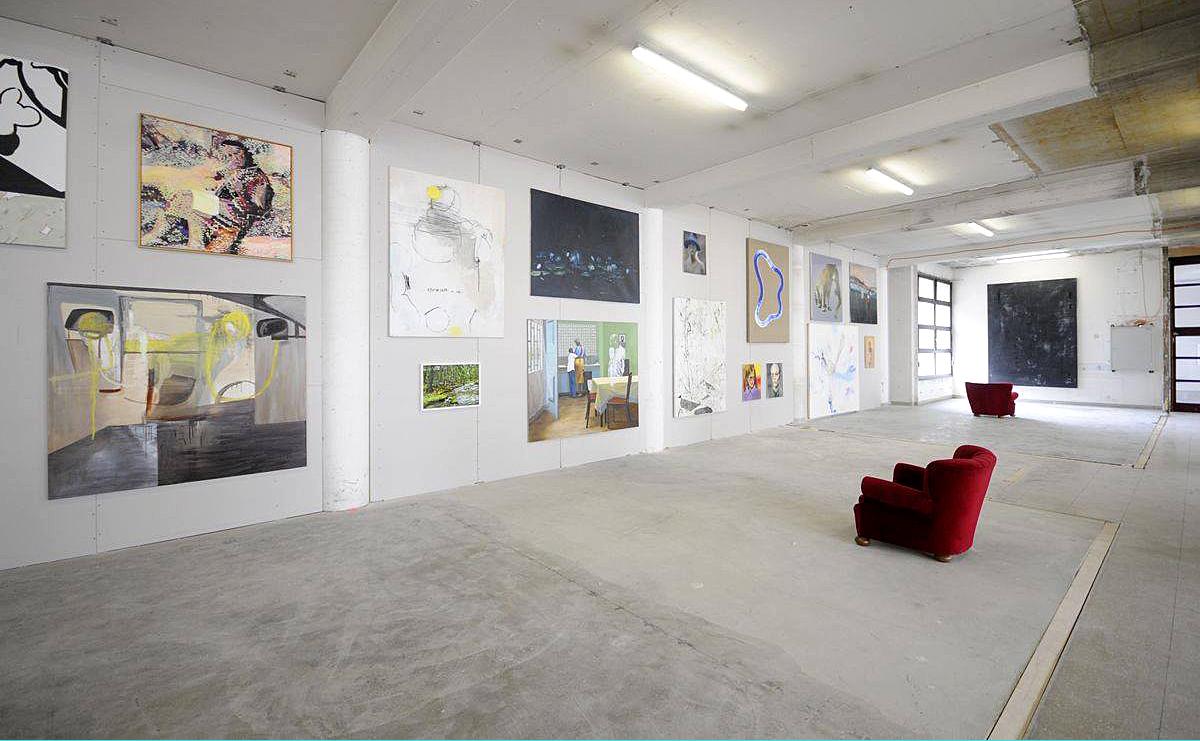 PANOPTICAL BLEND #1 _ Galerie HOLLEREI Wien _exhibition view