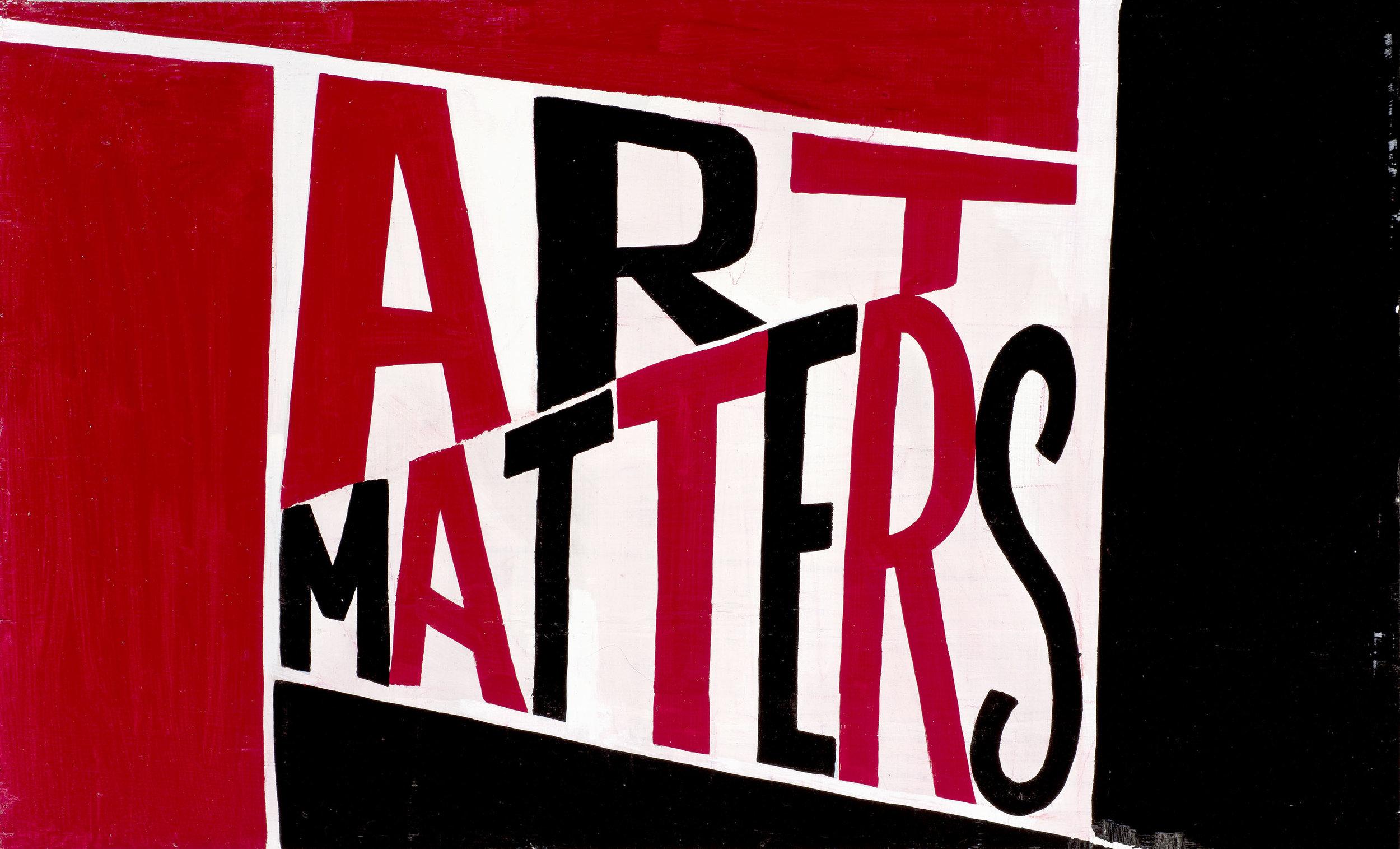 Art Matters Podcast seni