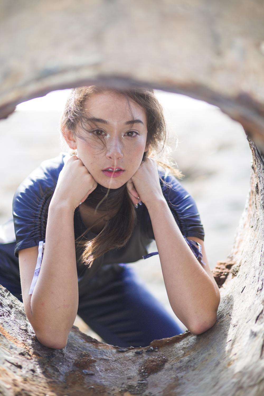 Photography - Anastasia Sierra/ Wardrobe - Apoteca/ Hair - Ona Watley/ MUA - Kimmi Simon/ Nails - Hemi Park/ Models - Sophia Bruinsma, Emily Meyzinger