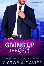 Giving Up the Boss - Victoria Davies